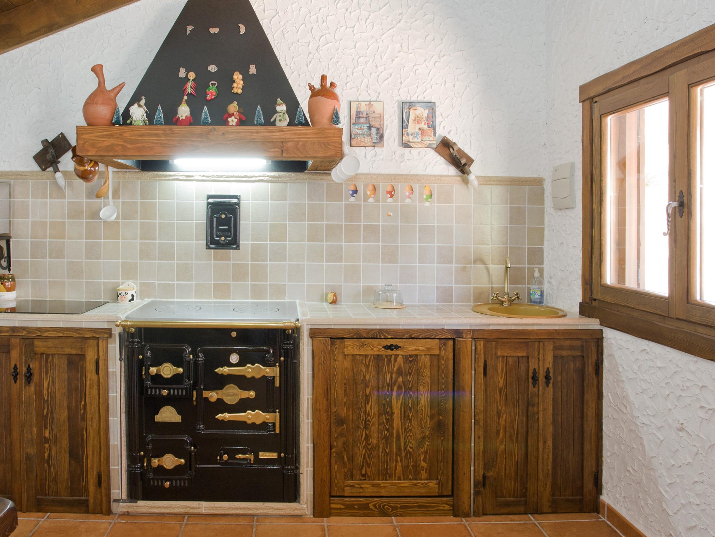Cocina r stica para bodega chm - Cocinas rusticas de obra ...